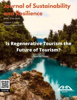 Journal of Sustainability and Resilience_V1 Issue 1 cover